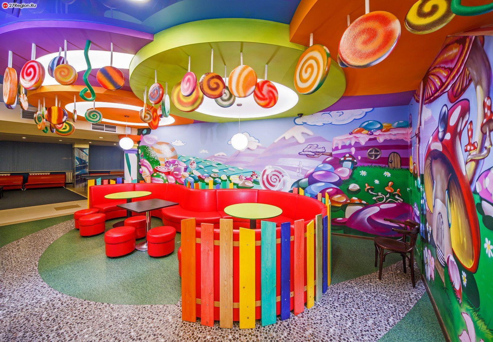 Детское кафе как бизнес