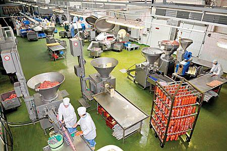 Бизнес план для мясокомбината покрасочный цех бизнес план
