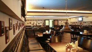 освещение ресторанов