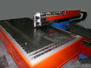 станок для лазерной резки металлов