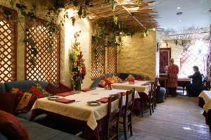 ресторан восточной кухни