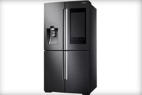 Холодильник со смартфоном от Samsung