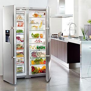 холодильное оборудование Либхер