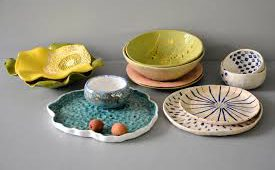 Эксклюзивные тарелки