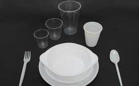 одноразовая посуда для общепита