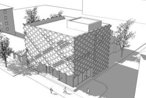 Проект ресторанно-гостиничного комплекса