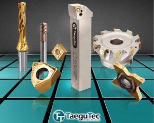 оборудование от компании TaeguTec